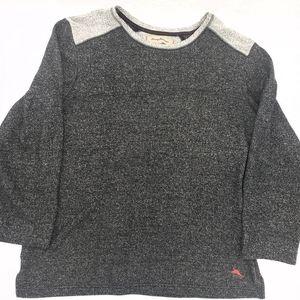 Tommy Bahama Crewneck Sweatshirt Mens L Gray